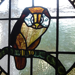Stained Glass Repair After